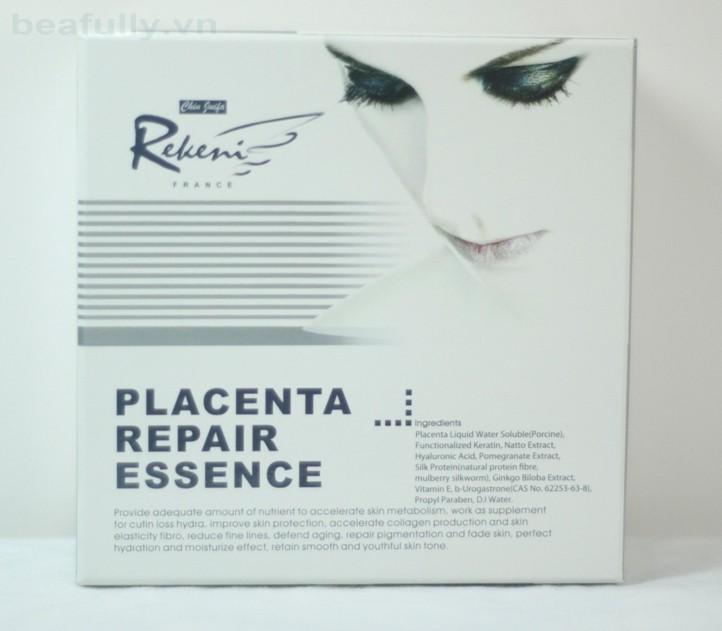 Tinh chất tế bào gốc REKENI - Placenta Repair Essence