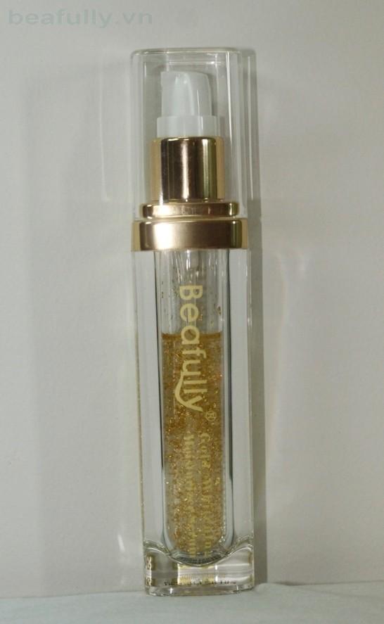 Serum tinh chất vàng trắng da - Gold whitening moisturizer serum