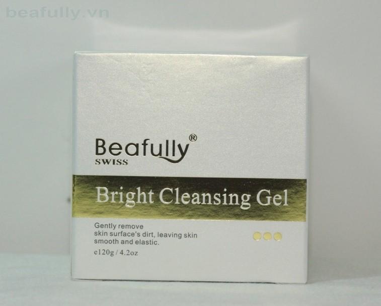 Sữa rửa mặt - Bright cleaning gel